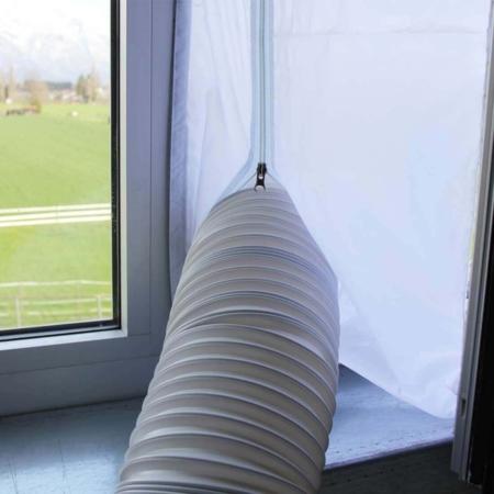 Fensterabdichtung für mobiles Klimagerät-01