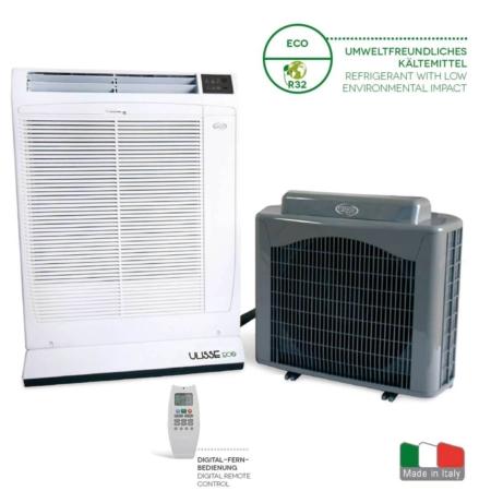 Klimaanlage ulisse dci ECO Mobiles Klimagerät