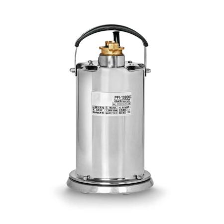 Flachsaugwasserpumpe PFI-10800C