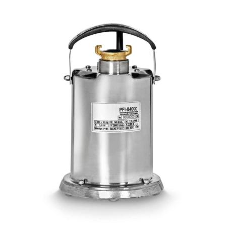 Flachsaugwasserpumpe PFI-8400C