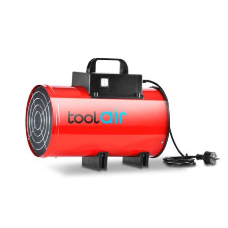 Gas Heizgebläse 6-15 kW, 230V