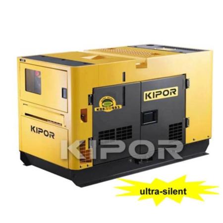 Stromgenerator Kiopor KDE20SS3 18,5 KVA, 230/400 V