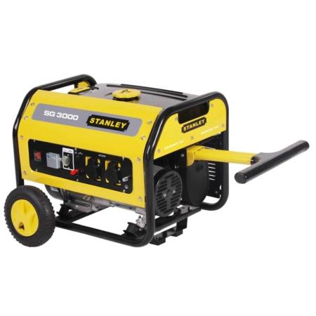 Stromgenerator Stanley 2700W 12/230 V SG3000