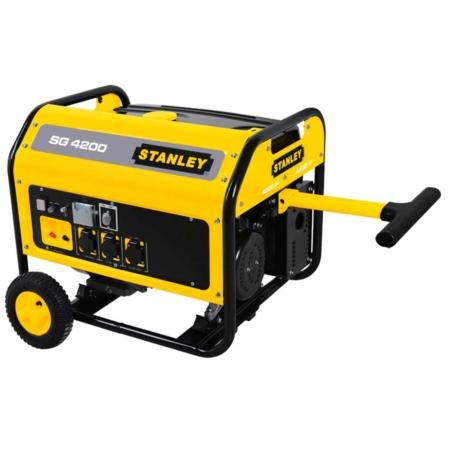 Stromgenerator Stanley 4200 W 12/230 V SG4200