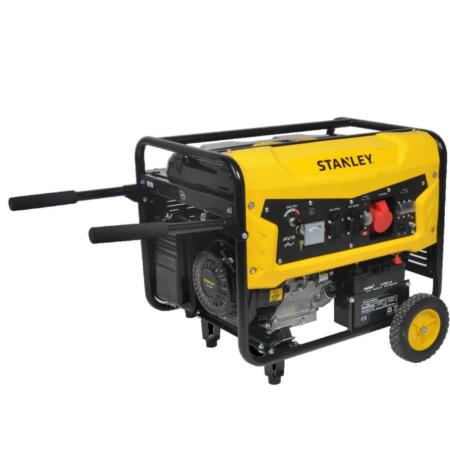 Stromgenerator Stanley 7500 W SG7500 Basic Elektrostart