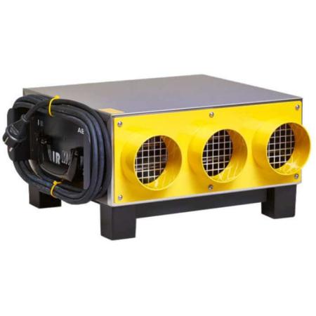 Airmaxx 2000H Gebläse mit Heizung