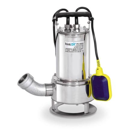 Schmutzwasser- Fäkalienpumpe PPI-18000