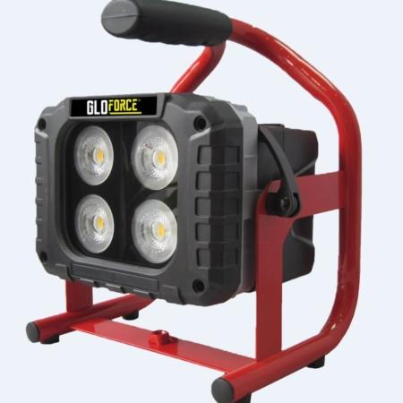 Baustellenlampe LED R4000 40W
