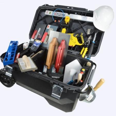 Gipser- Werkzeugkiste üK 1-3 EFZ Kunststoff