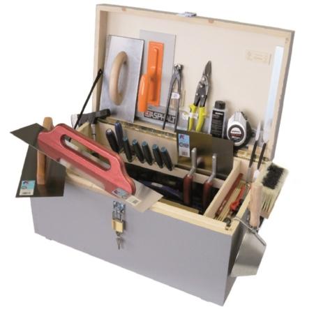 Gipser- Werkzeugkiste Easy