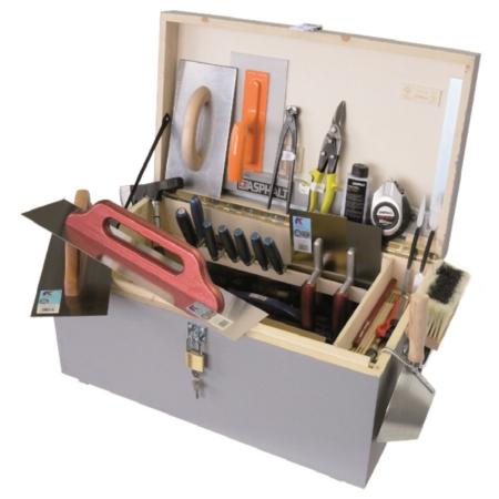 Gipser- Werkzeugkiste Steinemann