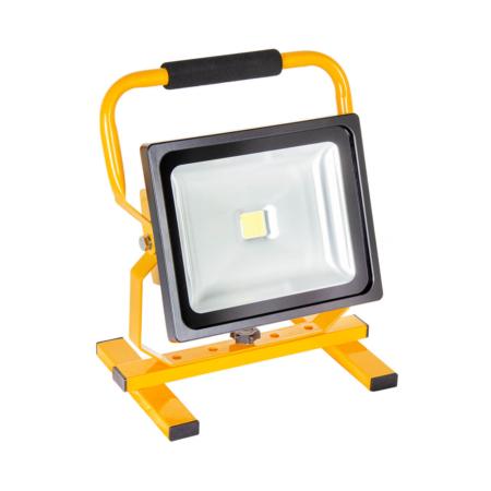 LED Scheinwerfer 30 Watt mit Batterie Ekström 1