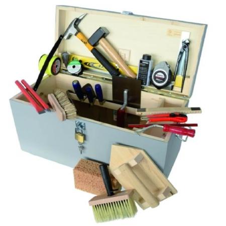 Maurer- Werkzeugkiste Easy