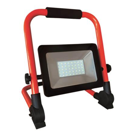 LED Scheinwerfer 20 Watt Akku 3