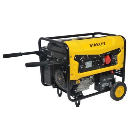 Stromgenerator Stanley 3300W SG6500 Basic