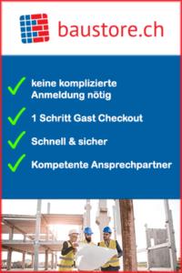 baustore.ch - Baumaterial und Werkzeuge online kaufen in der Schweiz