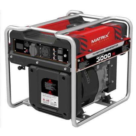 Stromgenerator Matrix 3000W PG3000i